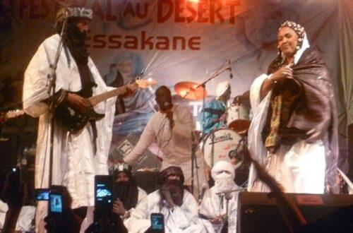 Article : Après le Paris-dakar, le festival au desert s'exile…