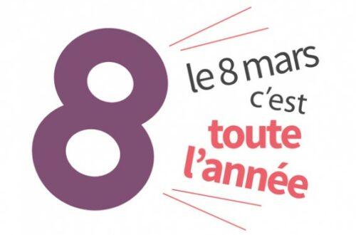 Article : 8 mars, la fête des femmes ou aux femmes ?