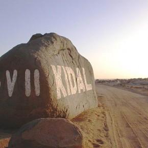 entrée de Kidal