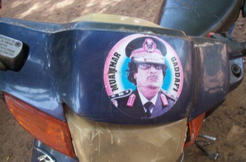 Article : Je suis malienne, j'aime les motos