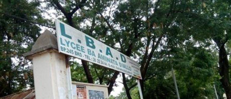 Article : Le Lycée des jeunes filles de Bamako,toute une histoire #1