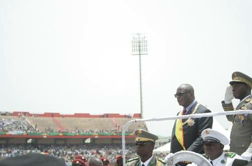 Article : IBK, investi président du Mali pour 5 ans
