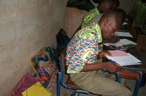 Article : Rentrée scolaire en deux teintes au Mali