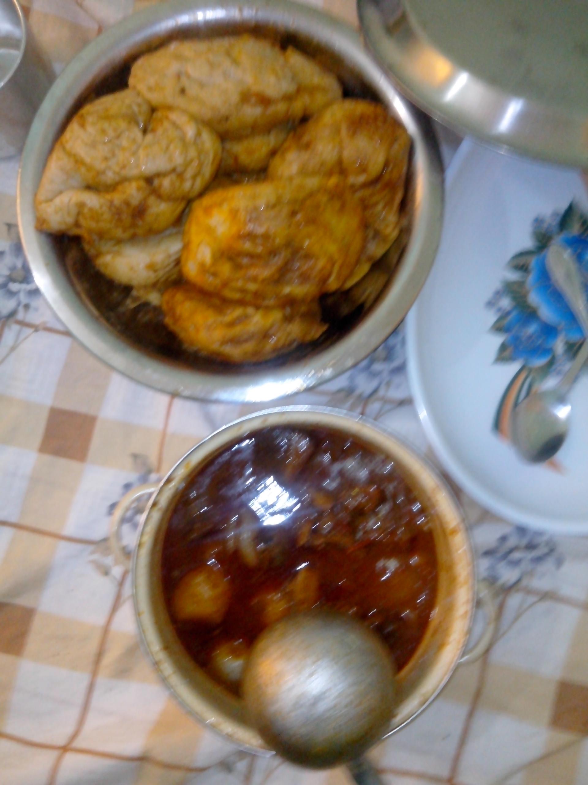 Spécialité culinaire de Tombouctou crédit photo: Faty
