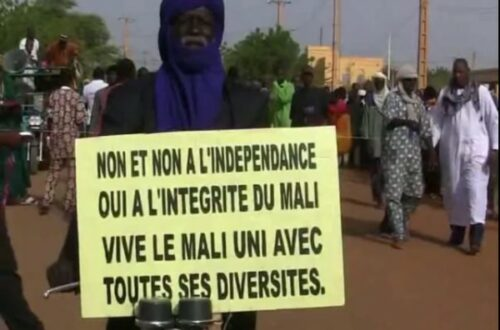 Article : Accord d'Alger, enfin la paix au Mali?